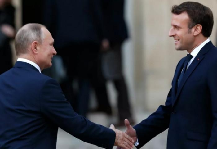 В.Путин, Э.Макрон нар Афганистаны асуудлаар үйл ажиллагаагаа уялдуулахаар тохиролцжээ